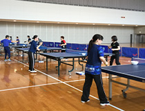 卓球教室(初級)