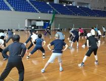 スポーツ教室①・②